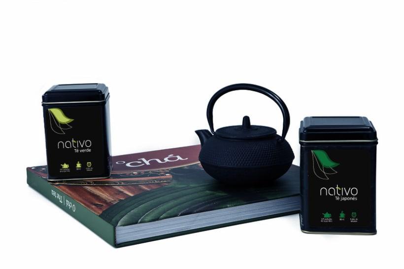 NATIVO BRAND TEA 3