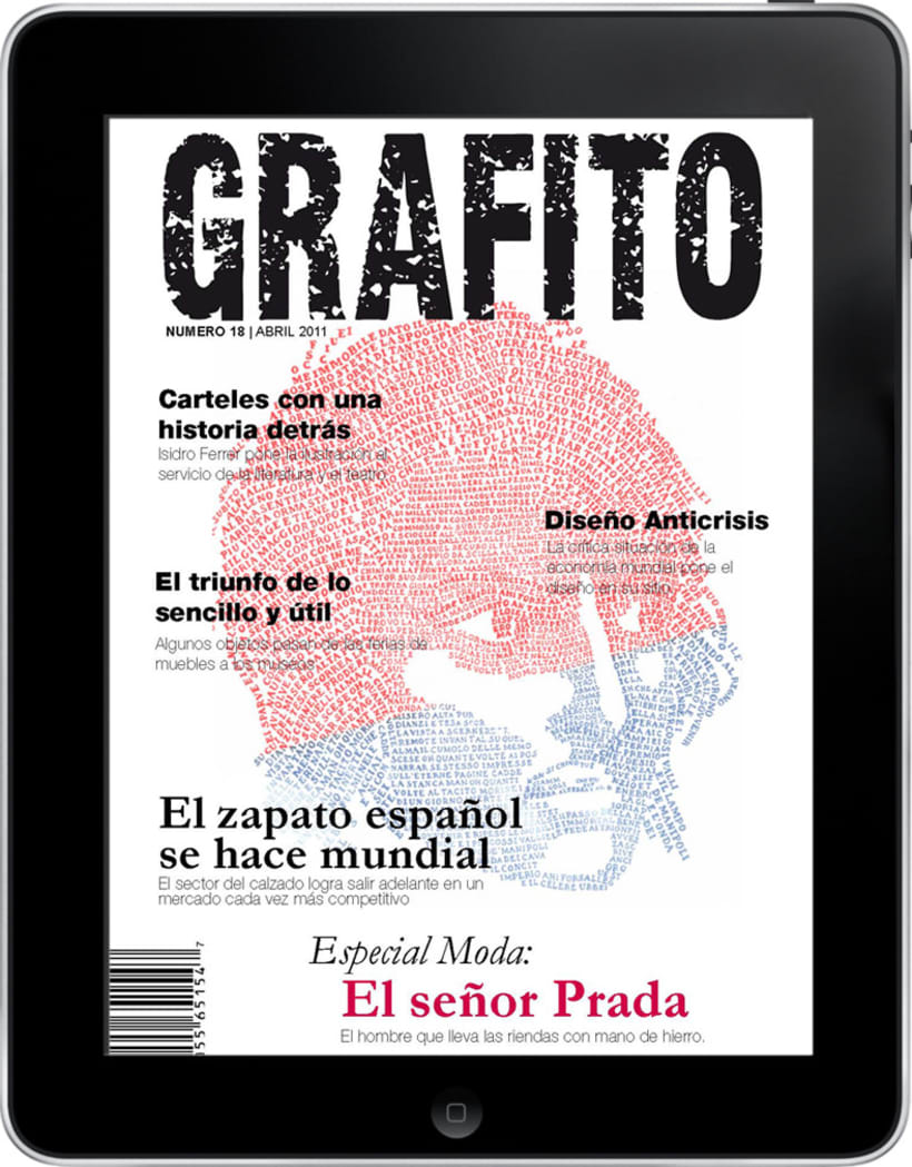 GRAFITO MAGAZINE 1
