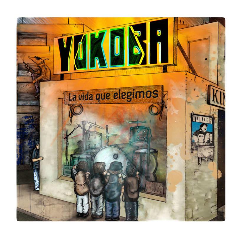Yokoba - La vida que elegimos 8