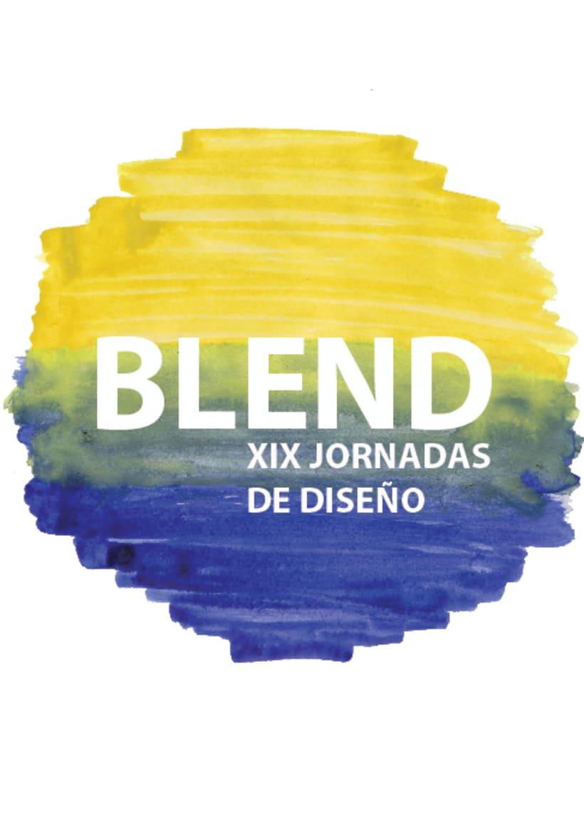 Logotipo para las jornadas de diseño 1