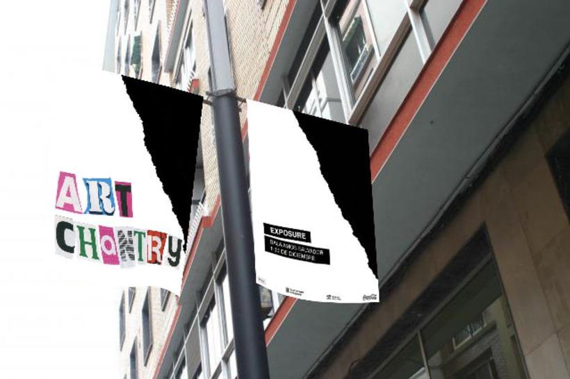 Exposición de Art Chantry en Logroño (ficticia) 10