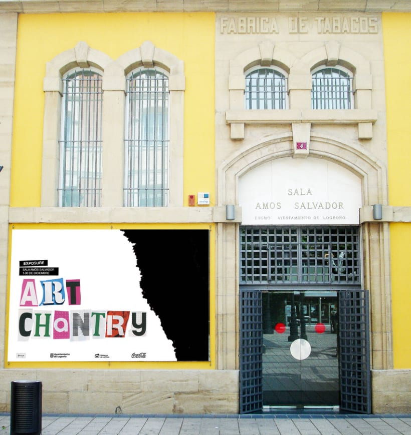 Exposición de Art Chantry en Logroño (ficticia) 8