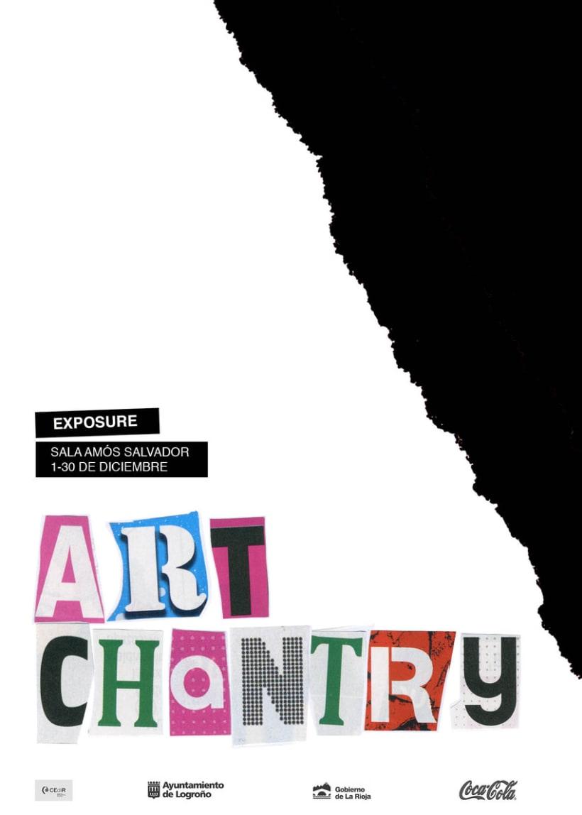 Exposición de Art Chantry en Logroño (ficticia) 1