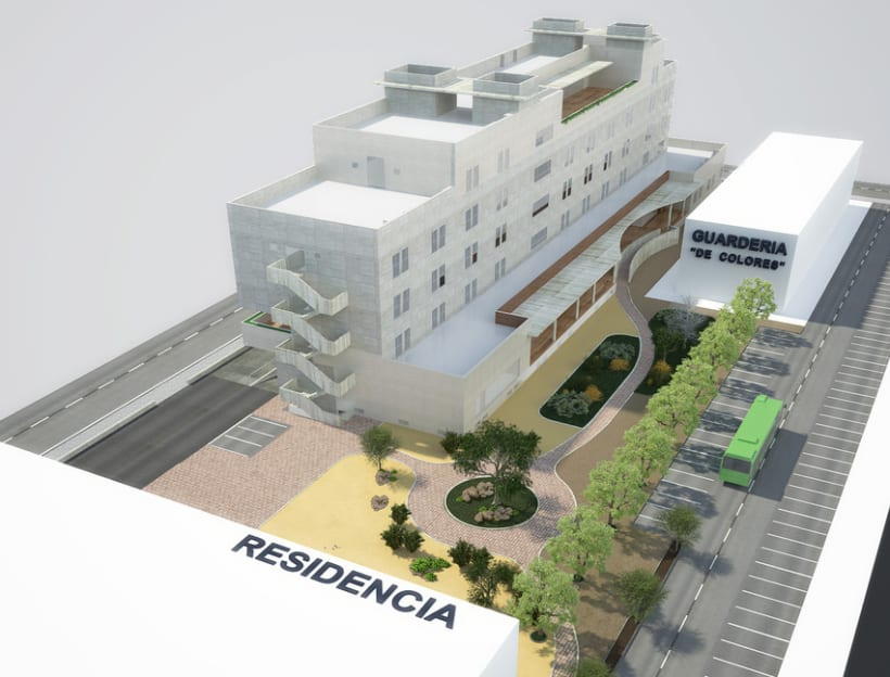 Residencia Ciudad Real 2