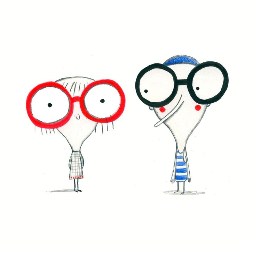 Las gafas de ver 1