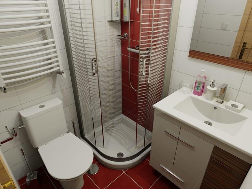 3D Baño  5