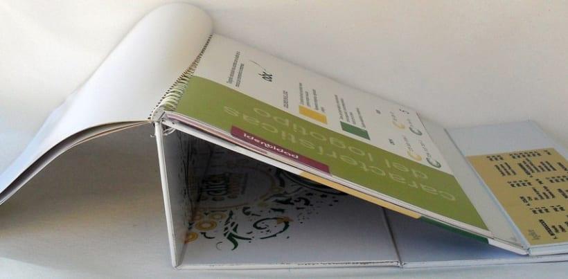 Manual de identidad corporativa- Click Record 1