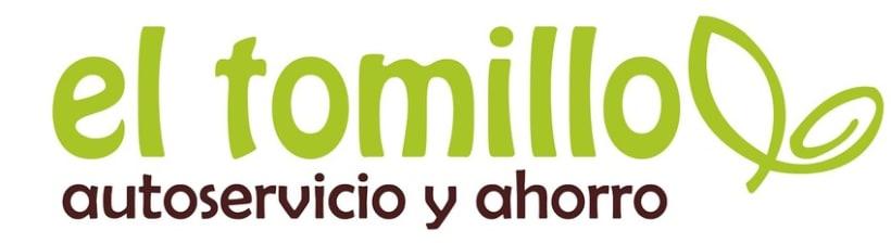 Diseño de Logotipo-El tomillo 1