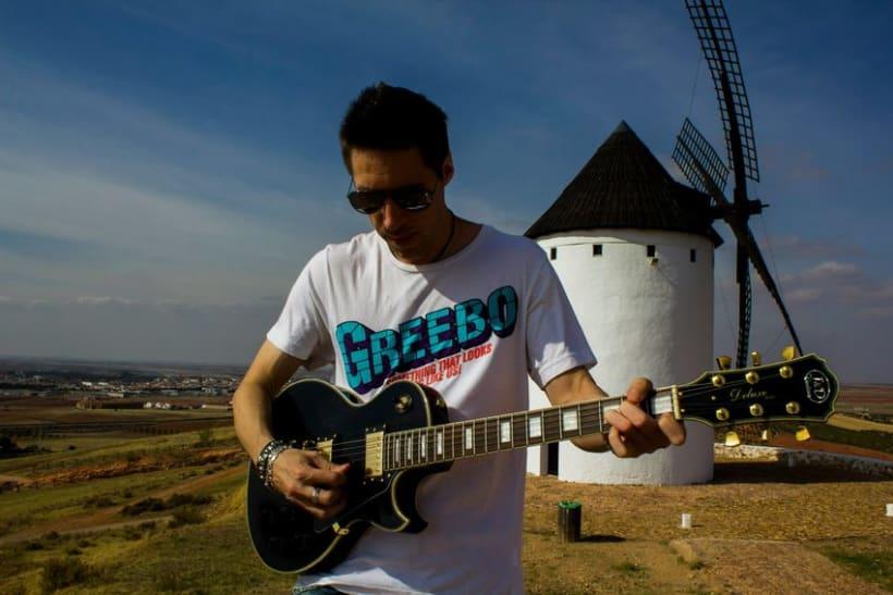 Fotografia: Molinos y Musica 26