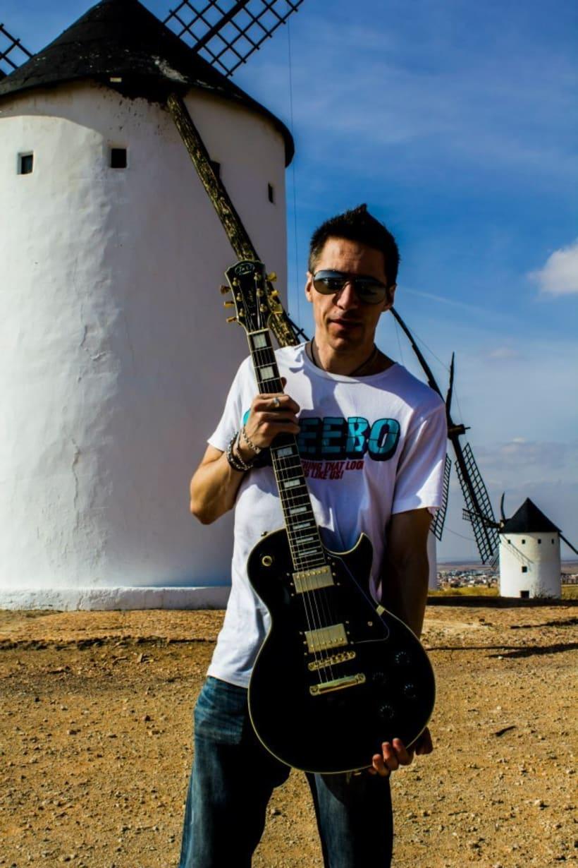 Fotografia: Molinos y Musica 15
