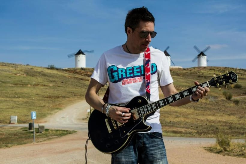 Fotografia: Molinos y Musica 7
