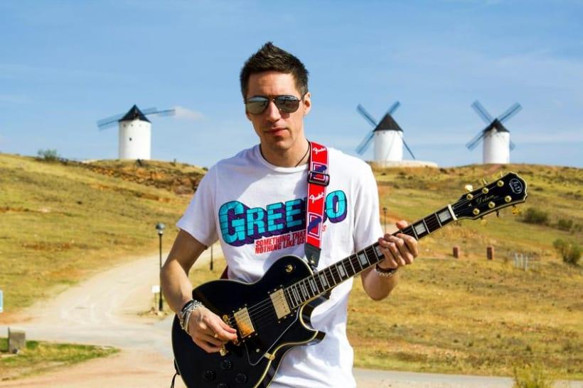 Fotografia: Molinos y Musica 2