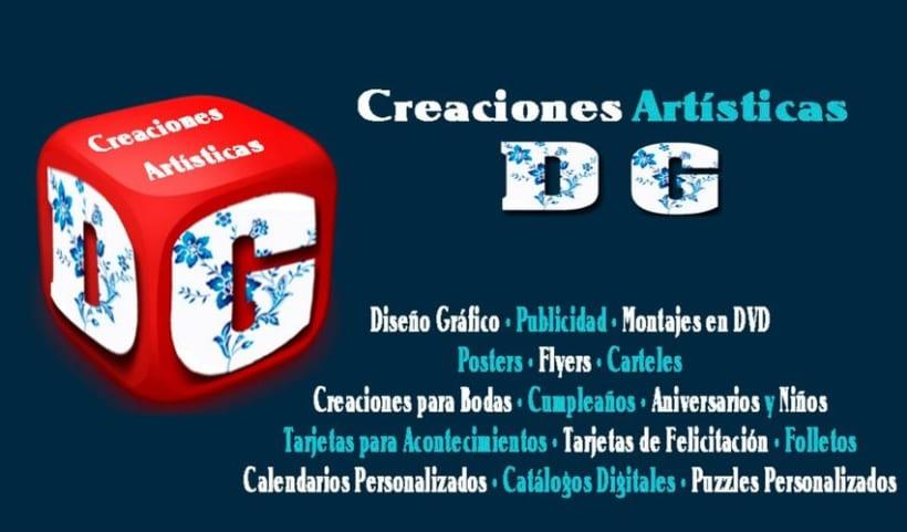 Creaciones Artisticas DG 14