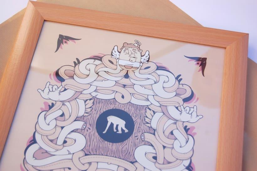 Monkey Garden Madrid 3