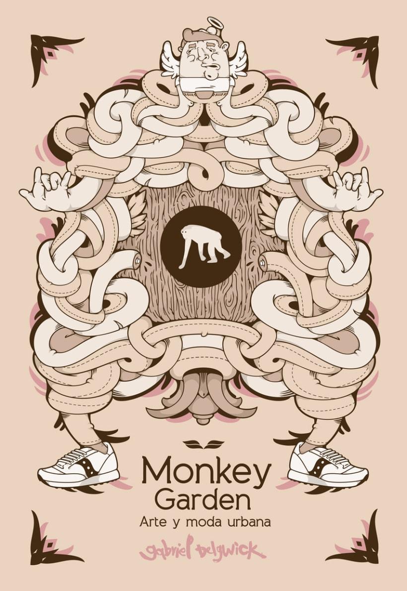 Monkey Garden Madrid 1