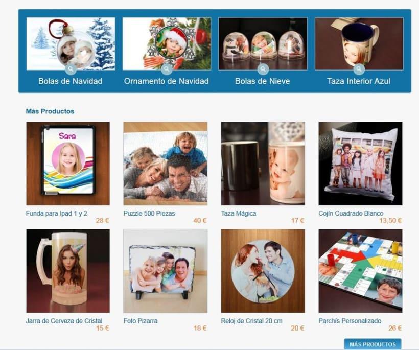 Tienda online de regalos 3