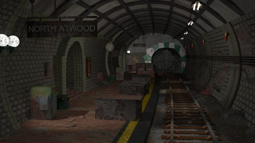 Metro Uncharted 3 1