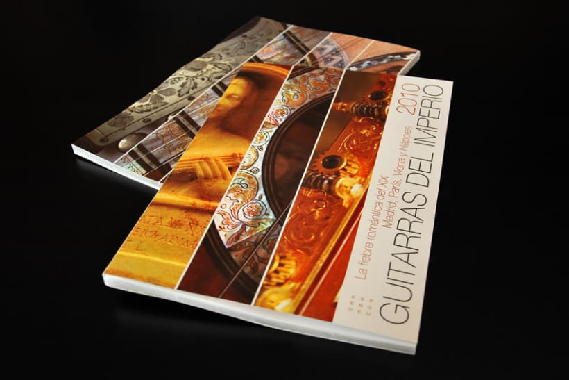 Catálogo 'Guitarras del Imperio' 1