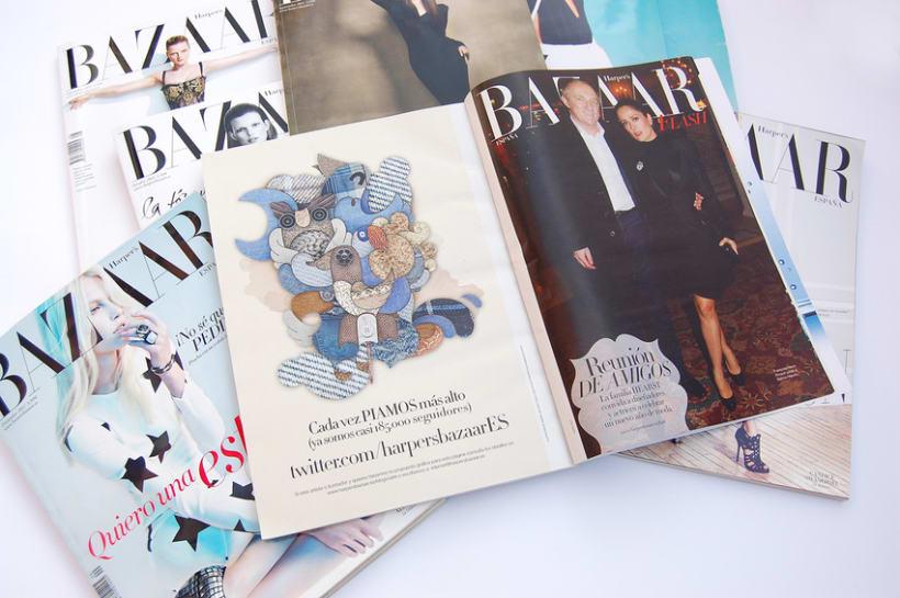 Harper´s Bazaar Junio 2012 6