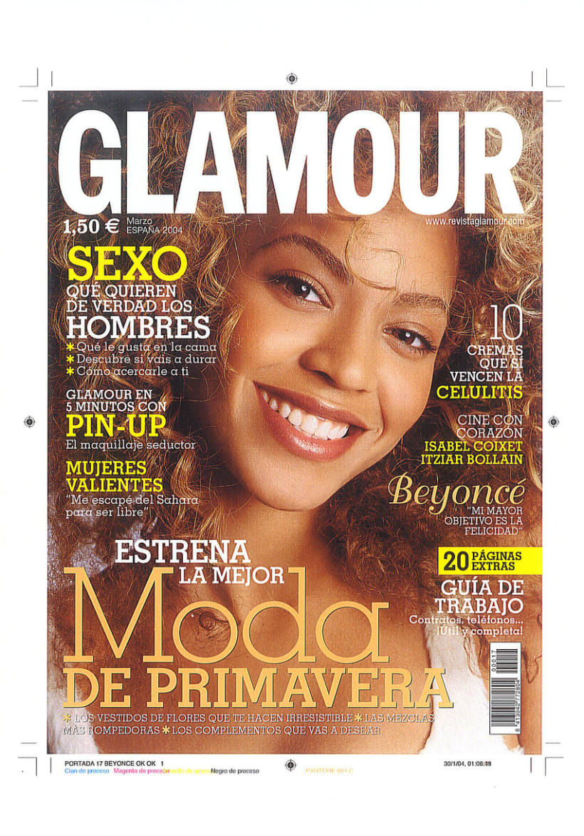 PORTADA GLAMOUR GOES SHOPPING 1