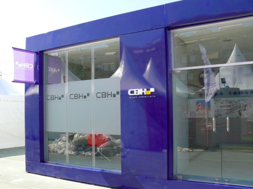 CBH - Stand & Merchandising Feria del Campo 5