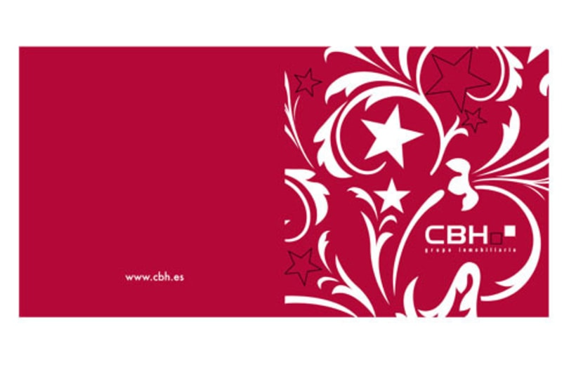 CBH - Christmas Card & Advertisement 1