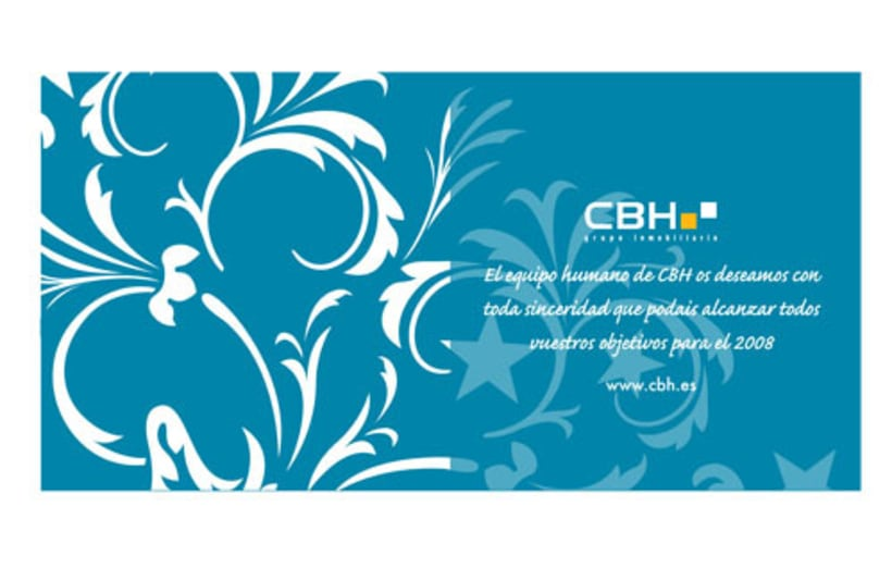 CBH - Christmas Card & Advertisement 2
