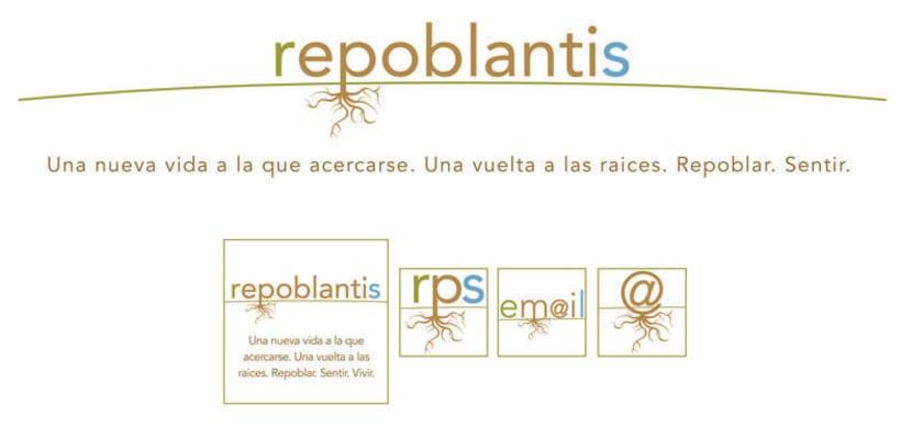 Repoblantis - Brand 1