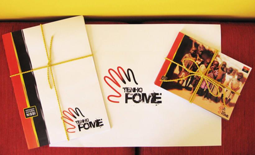 SOCIAL - Presentación del proyecto Tenho Fome para el Gobierno de Brasil 1