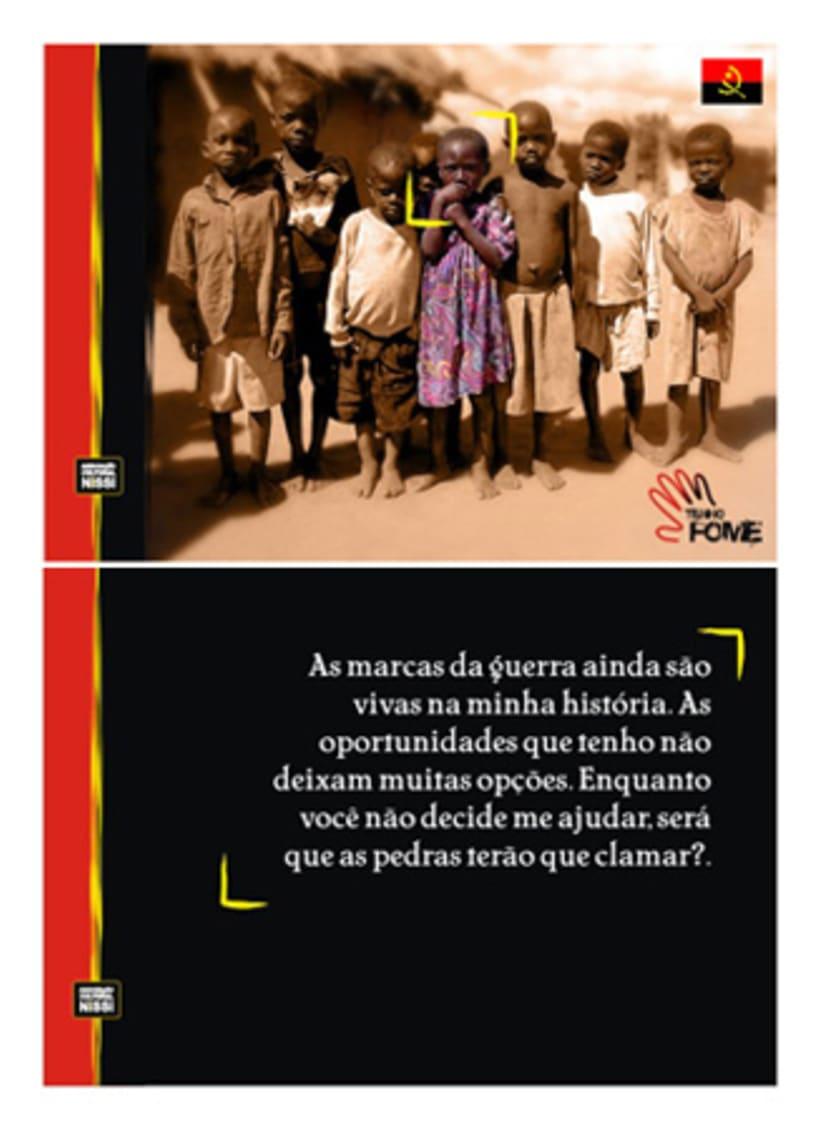 SOCIAL - Presentación del proyecto Tenho Fome para el Gobierno de Brasil 2