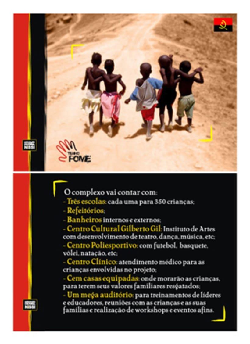 SOCIAL - Presentación del proyecto Tenho Fome para el Gobierno de Brasil 7