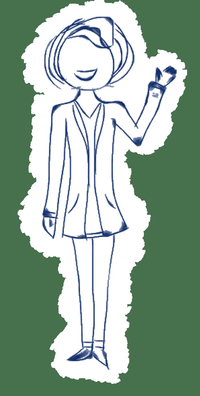 EDITORIAL/ILUSTRACIÓN - Sketch de propuesta para libreto (proyecto gráfico, maquetación y ilustración) 0