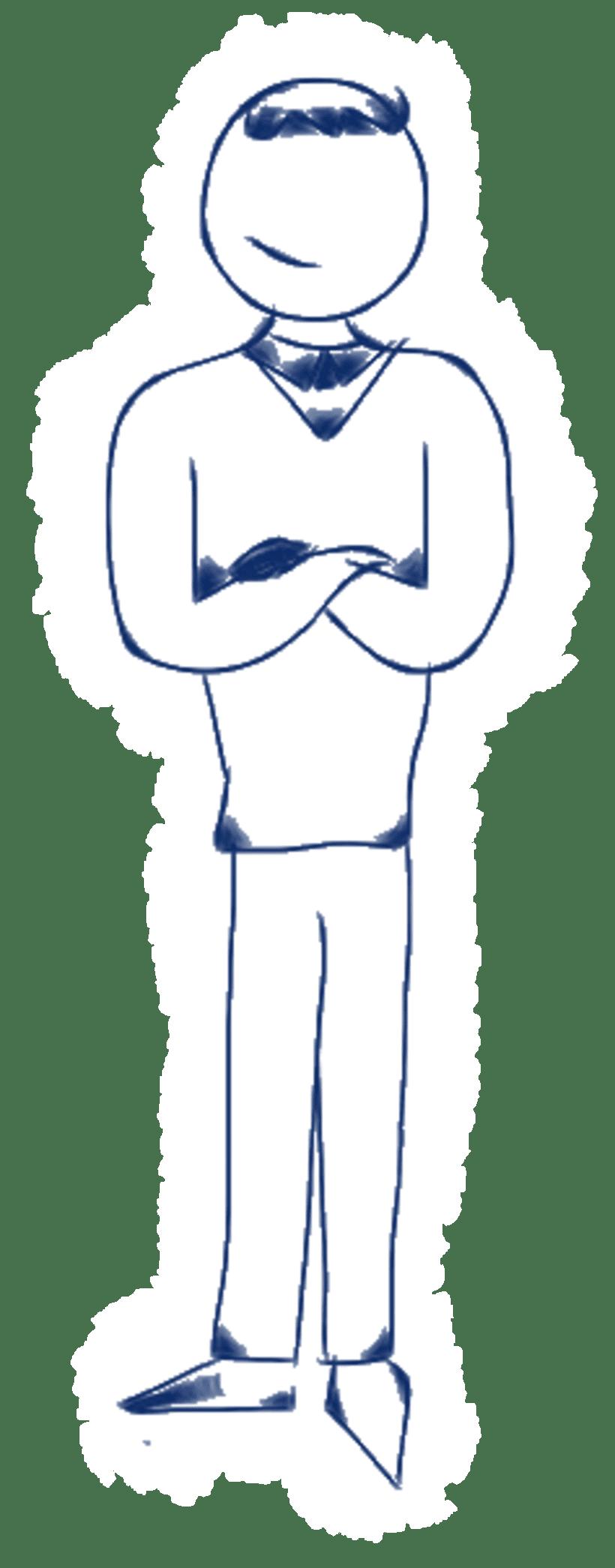 EDITORIAL/ILUSTRACIÓN - Sketch de propuesta para libreto (proyecto gráfico, maquetación y ilustración) 3