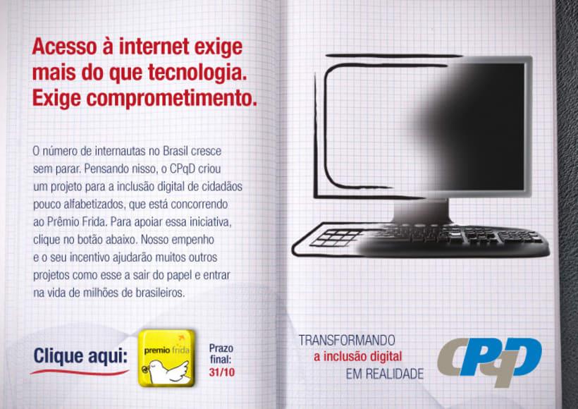 PUBLICIDAD - Anuncios, mails, banner digital, dípticos, trípticos, pdv y carteles. 16