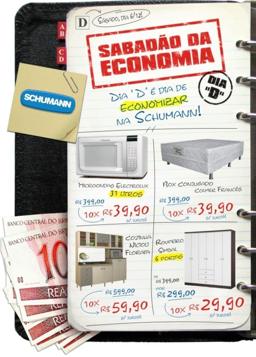 PUBLICIDAD - Anuncios, mails, banner digital, dípticos, trípticos, pdv y carteles. 9