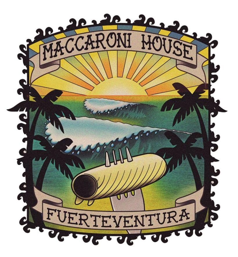 MACCARONI HOUSE  1