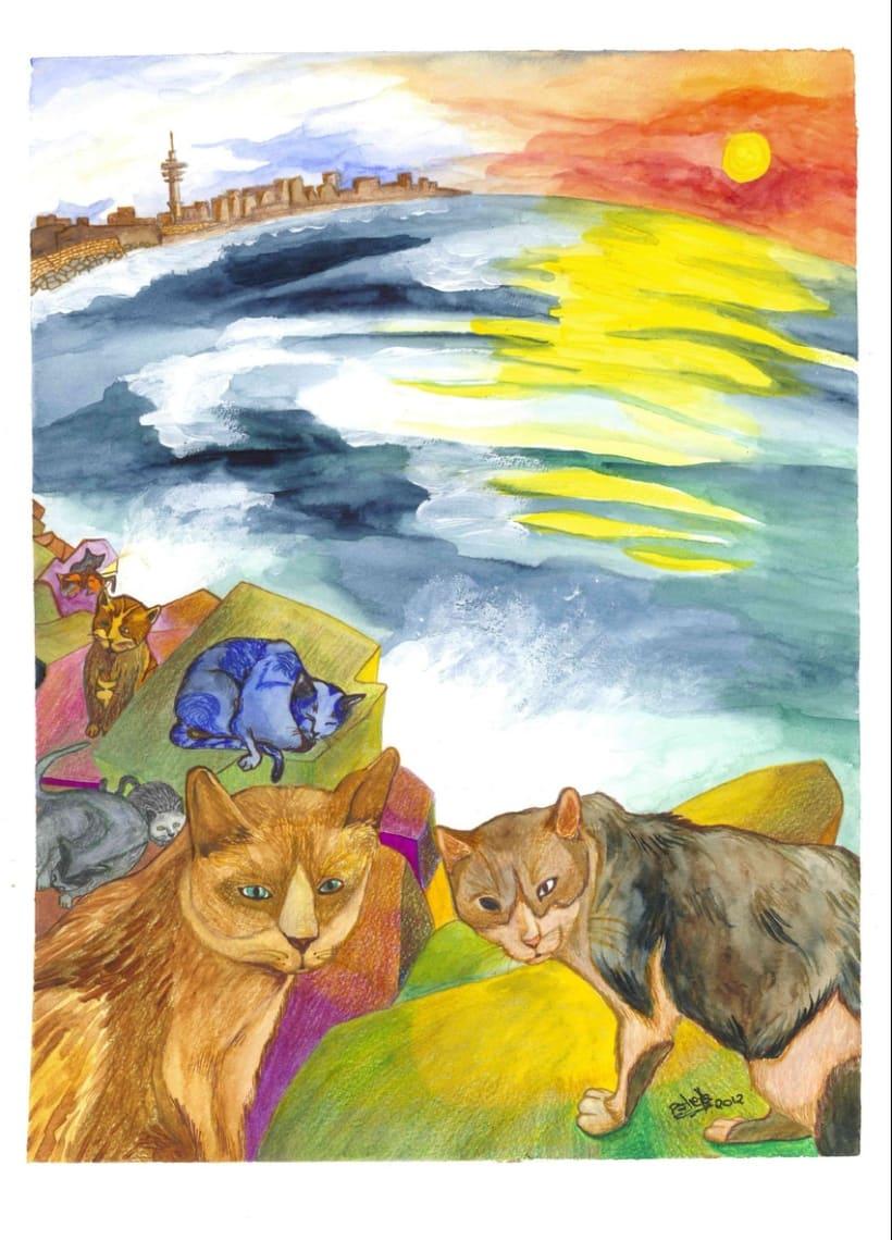 Donación de ilustraciones  4