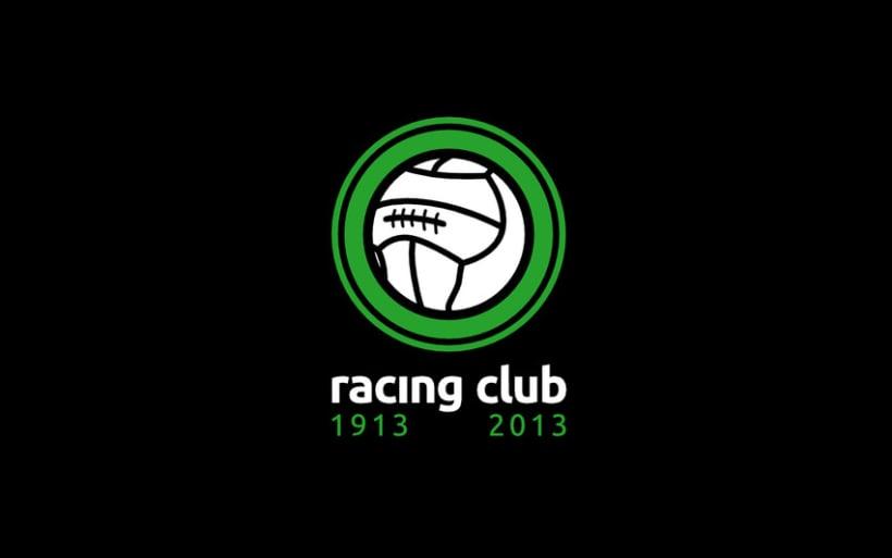 Propuesta Logotipo Centenario Racing Santander 2