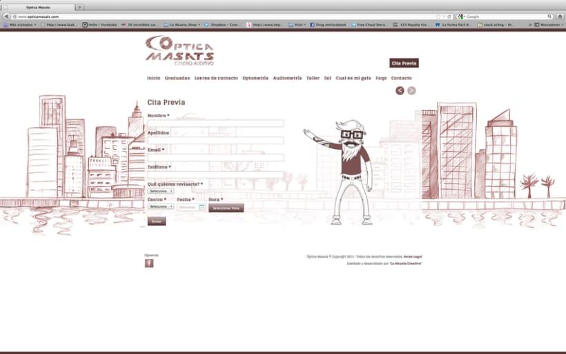 Web Optica Masats 12