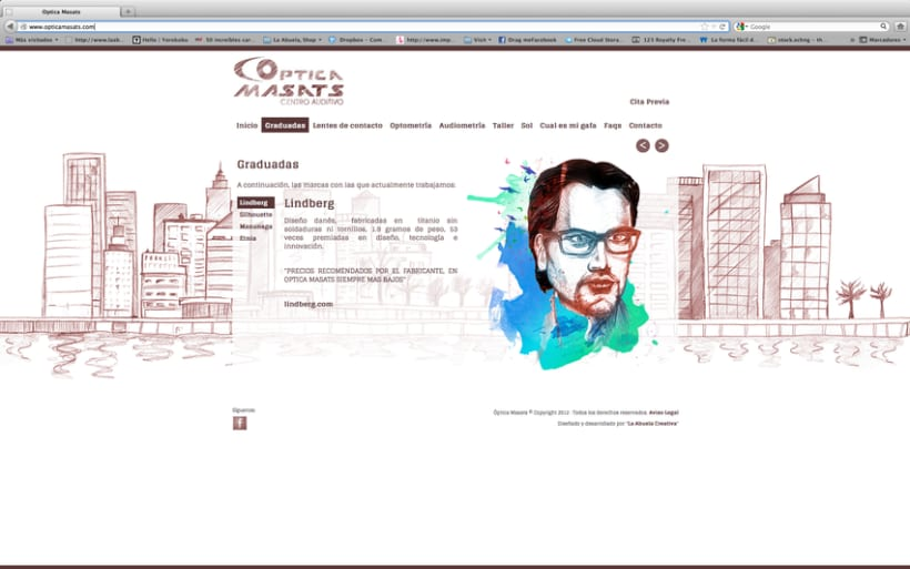 Web Optica Masats 7