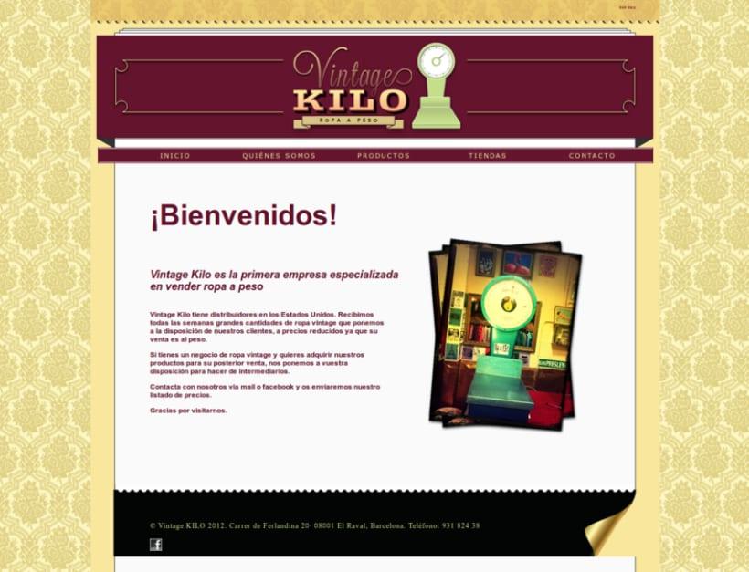 Vintage Kilo 4