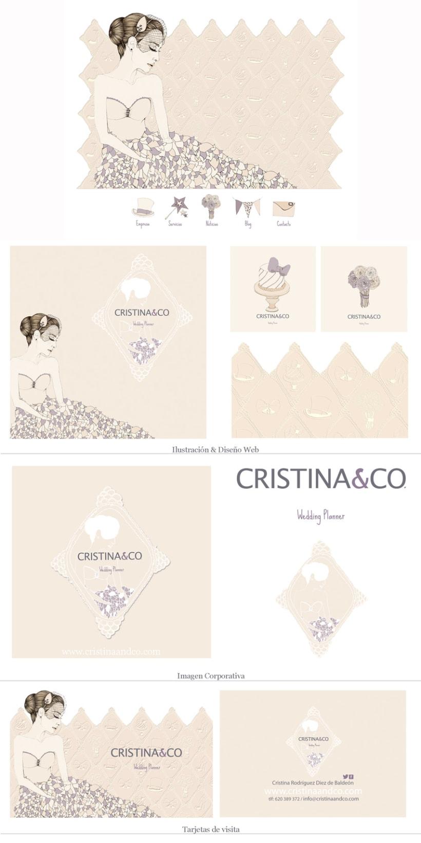 CRISTINA&CO. 1