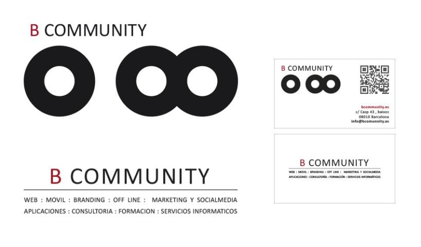 Renovación marca B Community 4