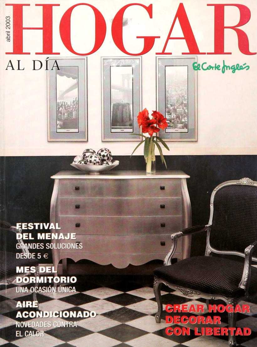 Revista Hogar la día 2
