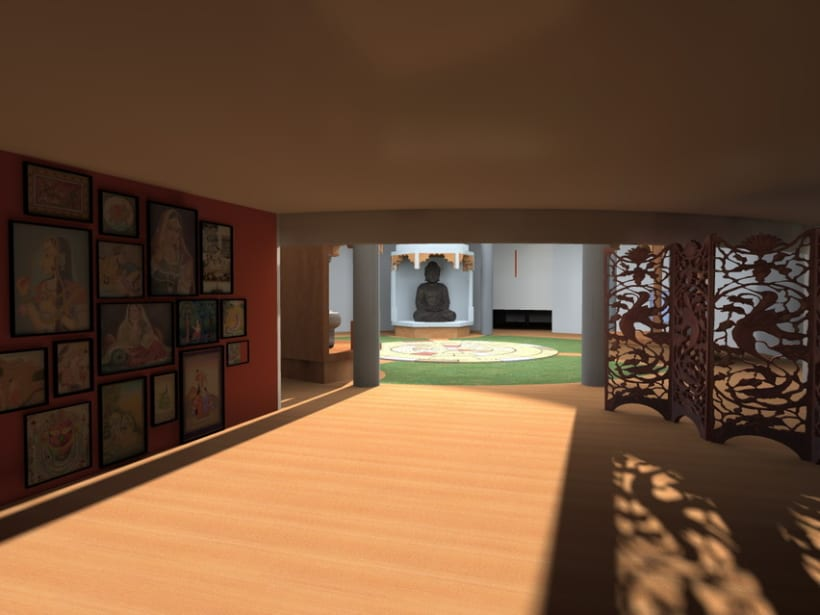 Centro Cultural De India  3