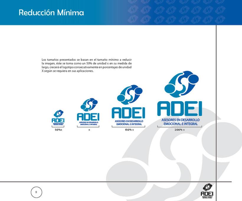Identidad Corporativa ADEI 7
