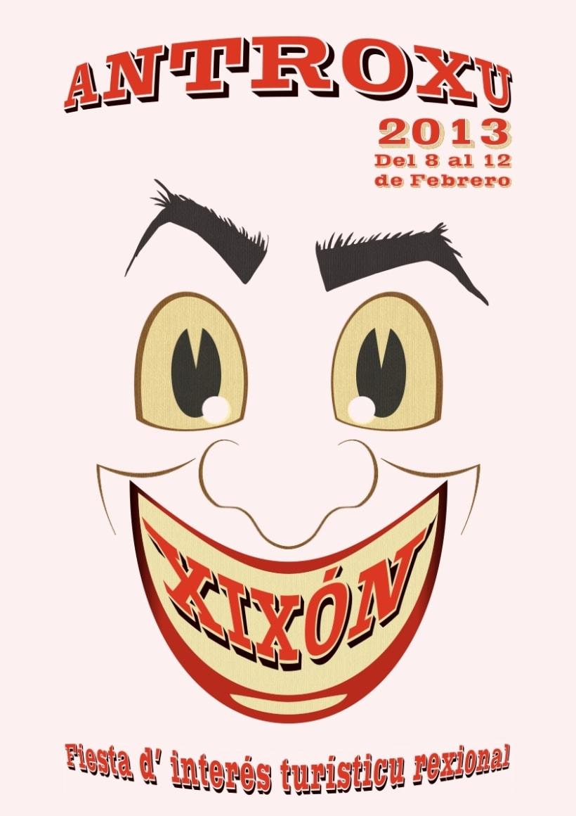 Antroxu Xixón/Carnaval Gijón 2013: Faz 2