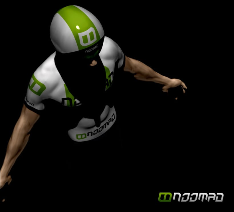 Noomad Bike 14