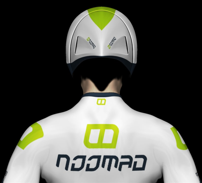 Noomad Bike 22