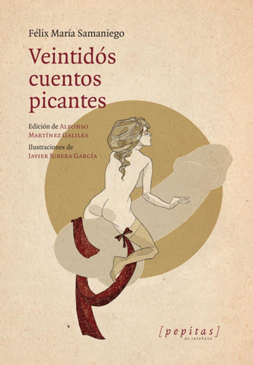 """""""Veintidós Cuentos Picantes"""" 2"""